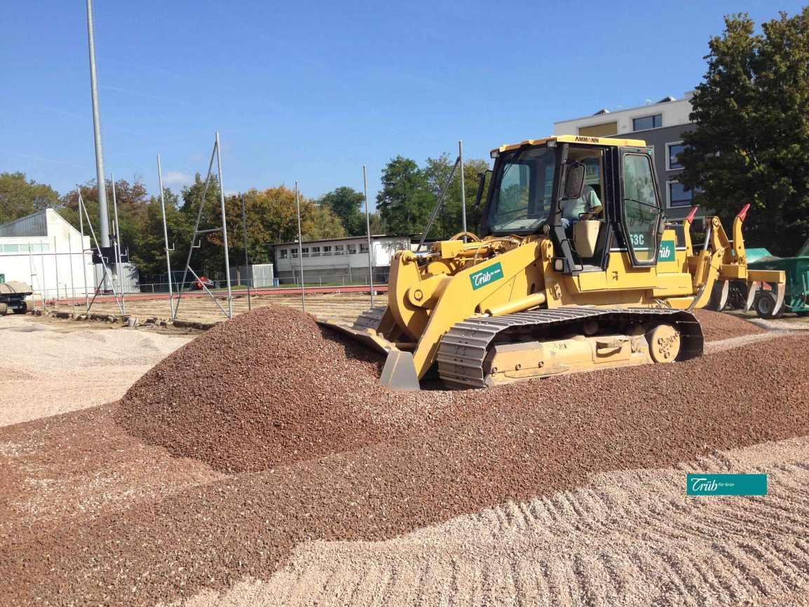 Sanierung Sportplatz UtogrundZürich