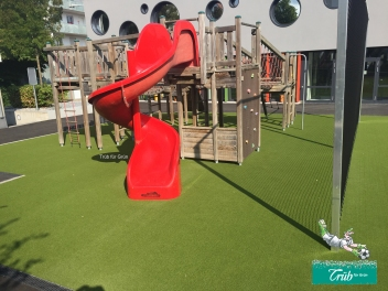 Fallschutz Kunstrasen